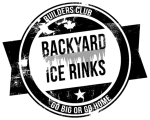 Backyard Ice Rinks